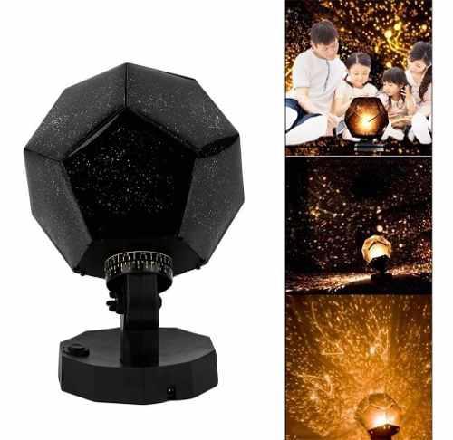 Lampara Domo Proyector De Estrellas Diy Cosmos Master H5016
