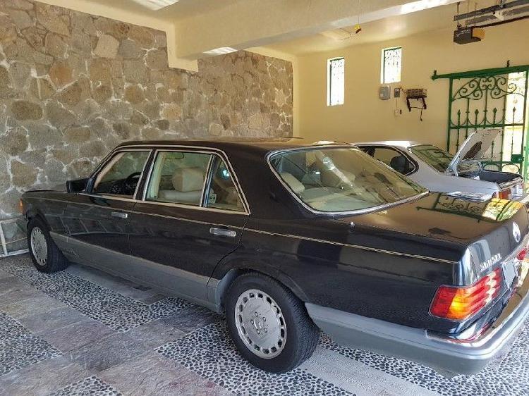 Mercedes benz clasico 1986 560sel