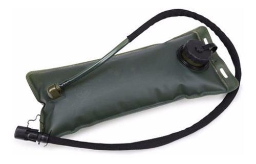 Vejiga bolsa de hidratacion 3 litros color verde
