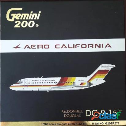 Avión a escala DC 9 1