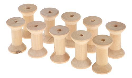 Hilo de bordar fuentes de coser bobinas de cartón Devanadera De Plástico X 1 Pieza