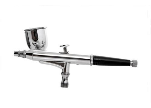 Aerografo goni 308 metalico profesional vaso giratorio