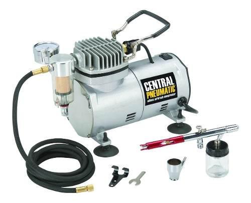 Compresor de aerógrafo 1/5 hp 58 psi