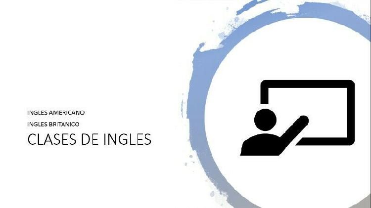 Ingles clases particulares