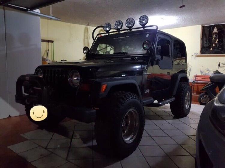 Jeep wrangler 1998 equipado