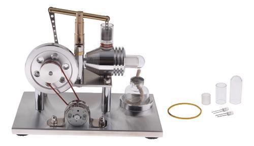 Modelo de balance stirling generador de motor kit de juguete