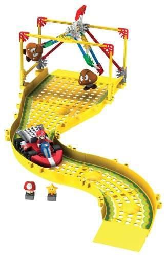 Nintendo mario circuito mario vs the goombas set de construc