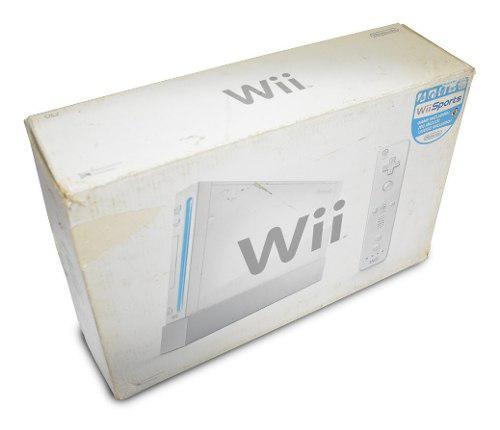 Nintendo wii completo retrocompatible 1000 juegos