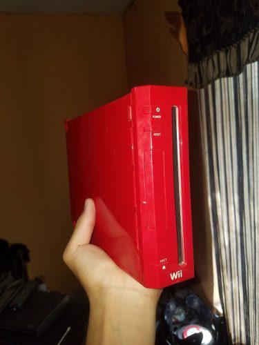 Nintendo wii rojo subasta oferten