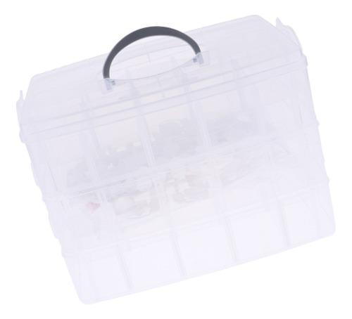 Organizador caja para almacenar juguetes - 3 capas