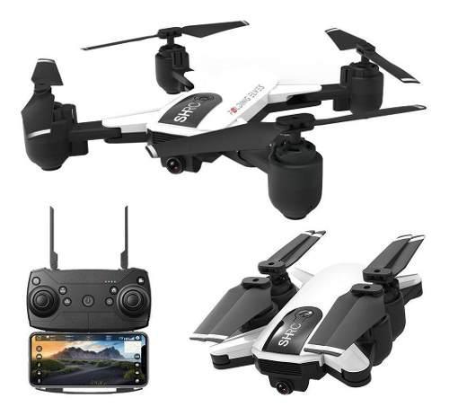 Shrc h1g 1080p 5g wifi fpv gps follow me rc drone quadcopter