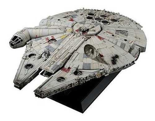 Star wars: una nueva esperanza: millennium falcon 1:72 scale