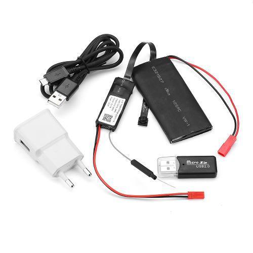 W3 3.6mm 1080p completo hd mini wifi fpv apoyo cámara