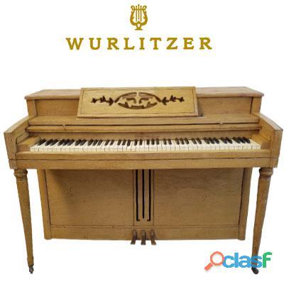 Piano espineta marca wurlitzer de n.y.