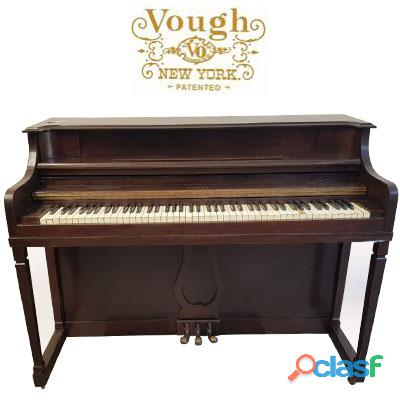 Piano marca vough, tipo console de n.y.