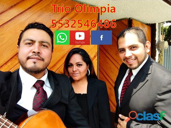 Trio cdmx contrataciones serenatas