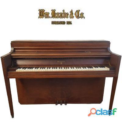 Piano marca knabe tipo console de n.y.