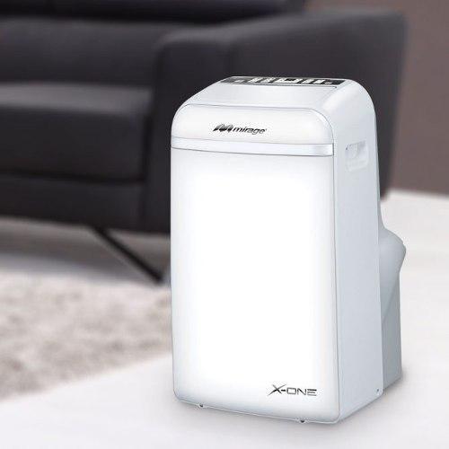 Aire acondicionado portatil mirage xone 14000btu frío/calor