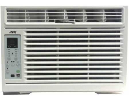 Arctic rey 5000 btu aire acondicionado de ventana con contro