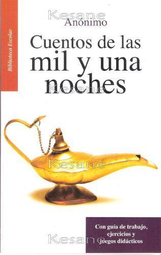 Cuentos de las mil y una noches /libros juveniles literatura