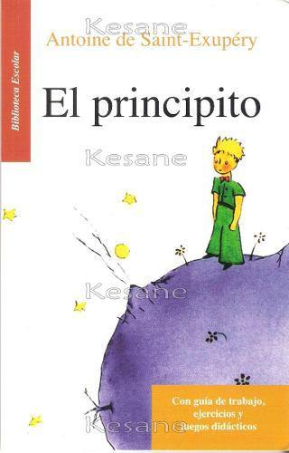 El principito literatura juvenil escuelas libros mayoreo