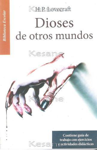 Libro h.p. lovecraft dioses de otros mundos en español