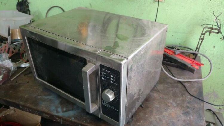 Reparacion de hornos de microondas industriales