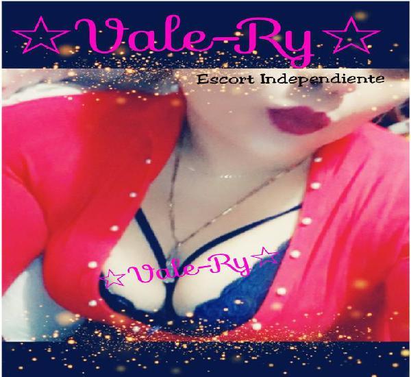 Vale-Ry Sexy Sensual Candente Escort Independiente☆