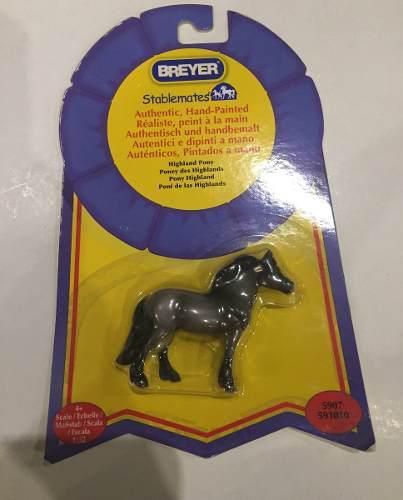 Caballo pony highland scala 1:32