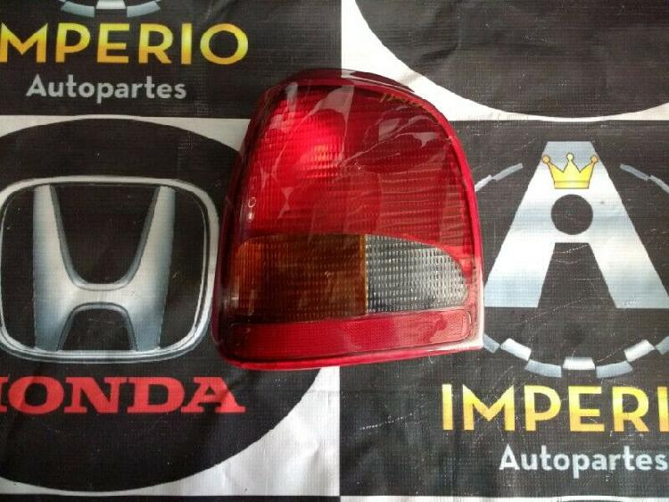 Calavera vw pointer humo 1998-99 original lh