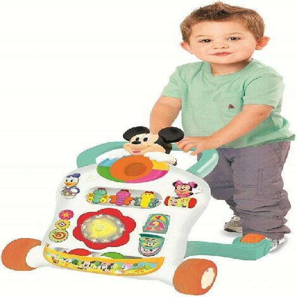 Disney mickey mouse toys andador primeros pasos kids
