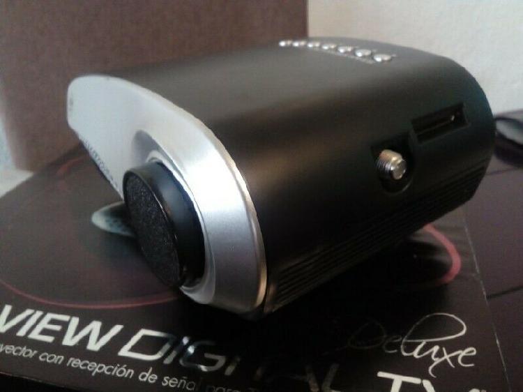 Mini proyector portatil star