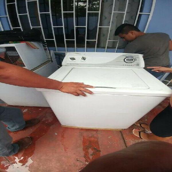 Reparación y mantenimiento de lavadoras