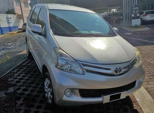Toyota Avanza TA 2014