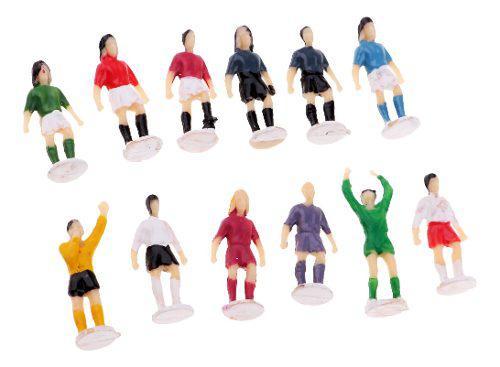 1/87 ho oo figura jugador de fútbol futbolista modelo
