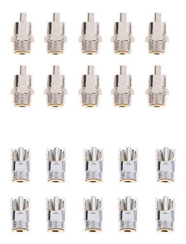 20 piezas bebederos automáticos de agua niples cerdo