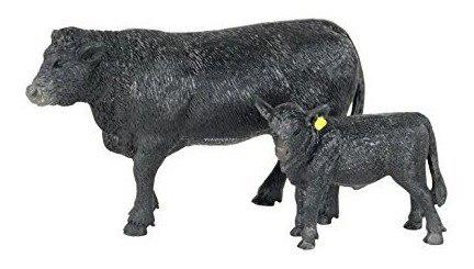Angus Vaca Y Ternero