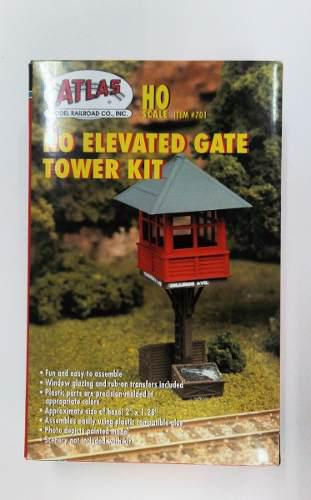 Atlas ho elevated gate tower kit