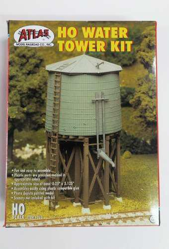 Atlas ho water tower kit