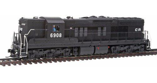 Locomotora proto sd9 de cr digital con sonidos escala ho.