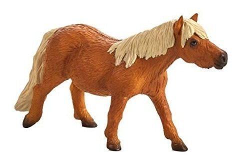 Mojo fun 387231diseño de pony shetland modelo realista