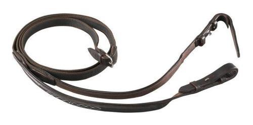 Riendas de equitación poni y caballo romeo café