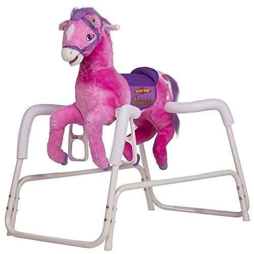 Rockin rider princesa primavera caballo ride on