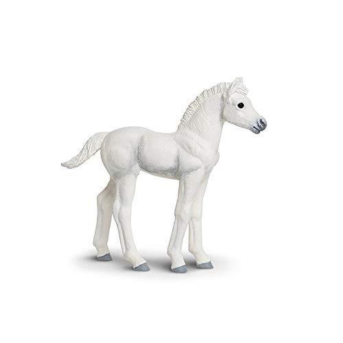 Safari ltd ganador de círculo caballos palomino potro