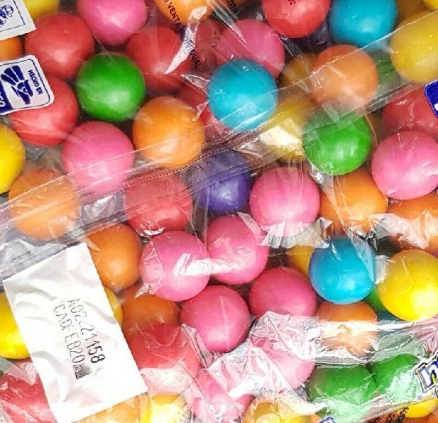 2400 clicles para maquinitas colores sabores