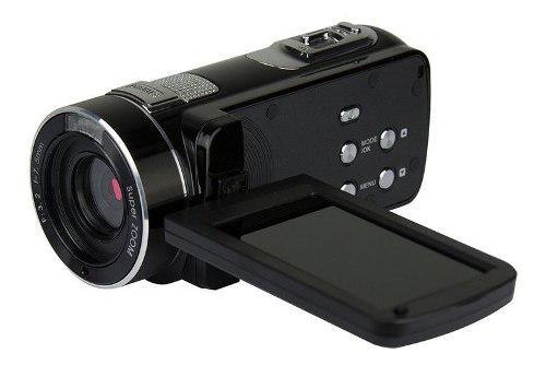 24mp 1080 hd cámara digital videocámara antivibración