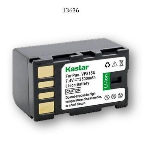 Bateria pid 13636 para jvc everio bn-vf815