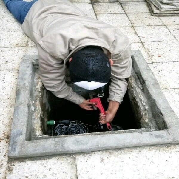Fontanero reparación, fugas y destape de drenajes