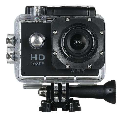Mini videocámara de 30 m a prueba de golpes para