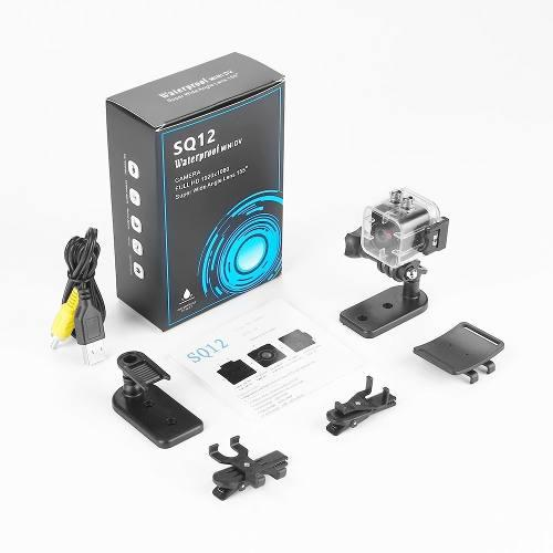 Mini videocámara wifi hd 1080 p sensor nachtsicht micro